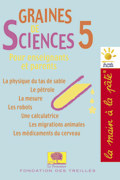 Graines de sciences 5 -